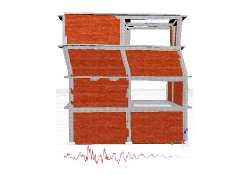 دانلود پاورپوینت چگونگی تاثیر زمین لرزه بر روی ساختمان های بتن مسلح