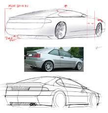 دانلود تحقیق اصول اولیه طراحی بدنه خودرو